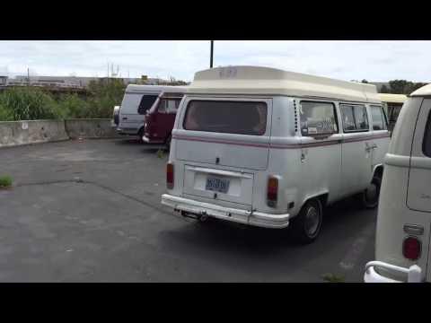 VW Buses International Car Shipping