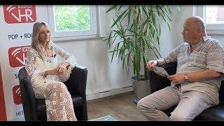 Christin Stark im Interview bei Radio VHR