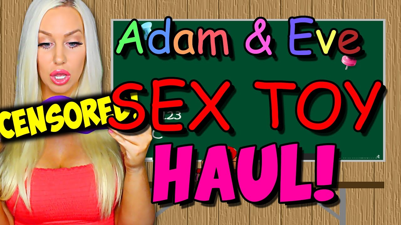 Eve toys and adam adult