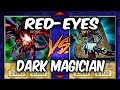RED-EYES VS DARK MAGICIANS (Yugioh Competitive Duel)