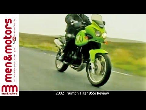 2002 Triumph Tiger