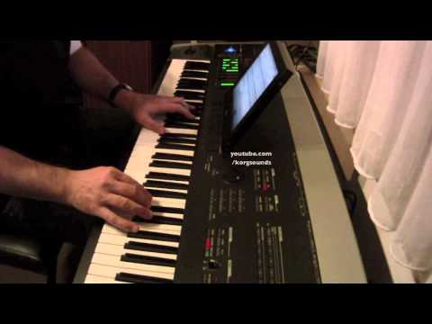Korg Kronos Sound - Run To Lou (Combi UA-029)