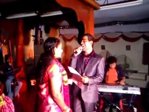 Super Singer Srinivas Wedding