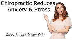 Anxiety  & Chiropractic- How Chiropractic can help Reduce Stress
