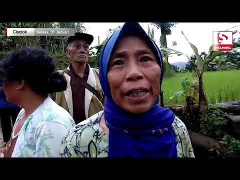 Kesaksian Korban Longsor Cisolok: Gemuruh Kencang, Anggota Keluarga Tertimbun Mp3
