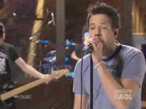 Simple plan  Shut up aol sessions