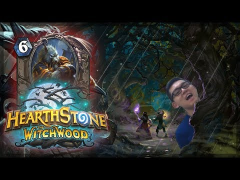 THE WITCHWOOD: New Spooookky Hearthstone Expansion Announced!!
