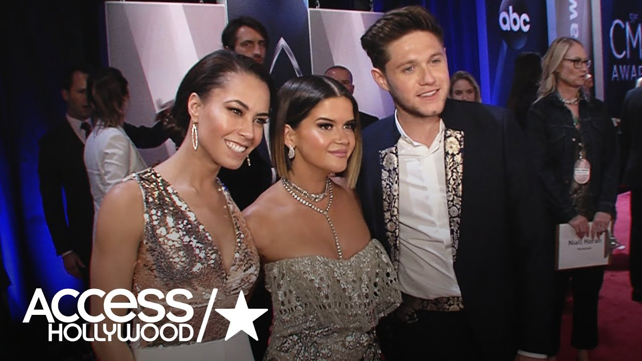 Niall Horan Reveals He Feels Very Welcomed By Country Music at 2017 CMAs | Access Hollywood