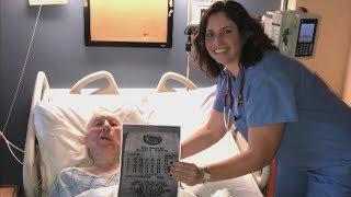 Man Who Broke His Hip Wins Mega Millions Lottery With Hospital Pool
