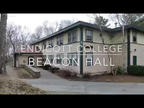 Dorm Tour: Endicott College, Beacon Hall