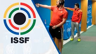 50m Pistol Men Final - 2016 ISSF Rifle and Pistol World Cup in Munich (GER) thumbnail