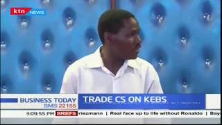 Peter Munya urges KEBS to move with times and embrace digital technology