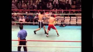 田口良一4回戦時代 WBAライトフライ級チャンピオン