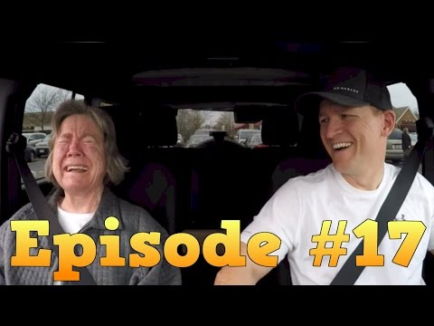Episode #17 - Being stuck in a car for 20 minutes can be very interesting