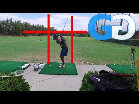 Golf Tips: CONTROLLING DISTANCE AND AIM part 1
