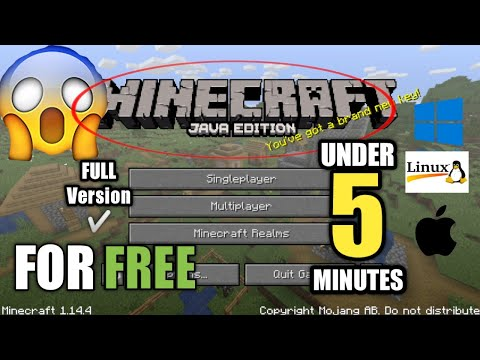 TUTORIAL | HOW TO GET MINECRAFT FOR FREE! (2019)