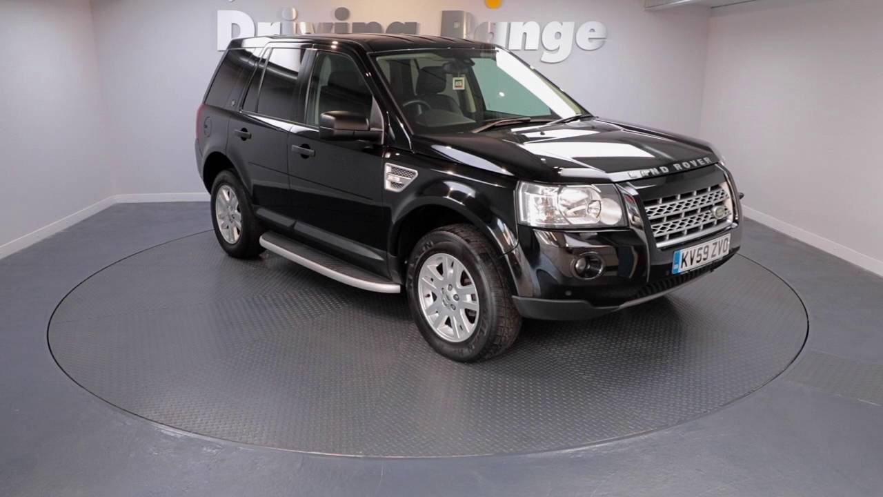2009 59 land rover freelander 2 2 td4 xs auto youtube. Black Bedroom Furniture Sets. Home Design Ideas