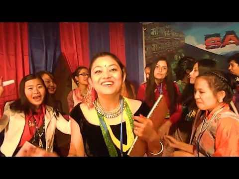 TENU MAI LOVE KARDA BY BRO KARMA SHERPA ( Zee SAREGAMAPA FAME )