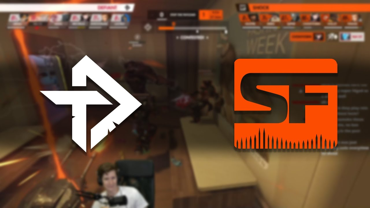 Can the Shock 3peat? -- San Francisco Shock vs Toronto Defiant Review -- OWL Playins