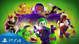 LEGO DC Super-Villains | Launch Trailer | PS4