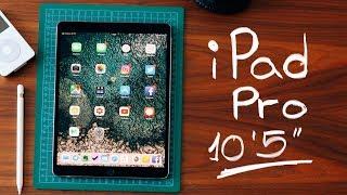 NUEVO iPad Pro 10.5 review con iOS 11(beta)