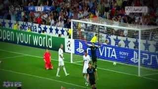 ▶ اهداف ريال مدريد 3 2 مانشستر سيتى   دورى ابطال اوروبا 18 9 2012] احمد الطيب [HD]   YouTube