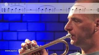 Übung mit zwei Tönen - Trompete lernen mit JUPITER