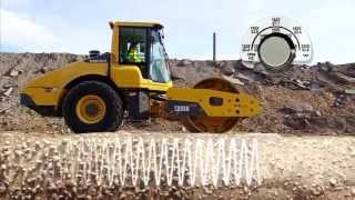 Volvo SD75B, SD115B, SD135B promotional video