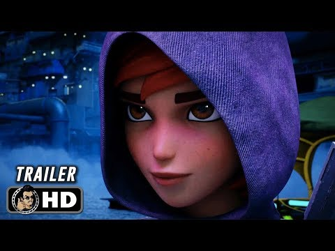SHERWOOD Official Trailer (HD) Modern Robin Hood Series