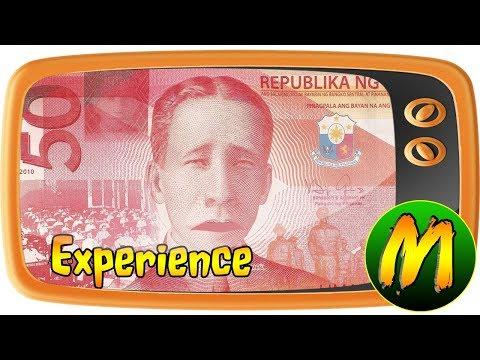 USAPANG PERA: EXPERIENCE