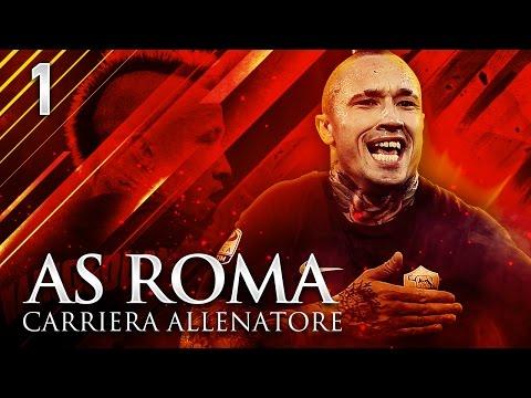 CALCIOMERCATO!! | CARRIERA ALLENATORE AS ROMA EP.1 | FIFA 17 [ITA]