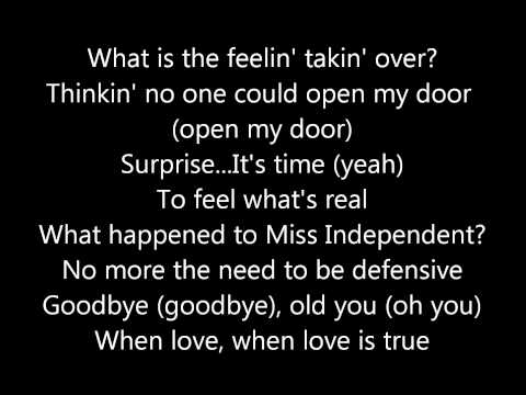 Miss Independent by Kelly Clarkson