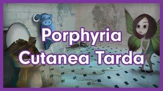 Porphyria Cutanea Tarda (PCT) | USMLE Step 1 Hematology Mnemonic