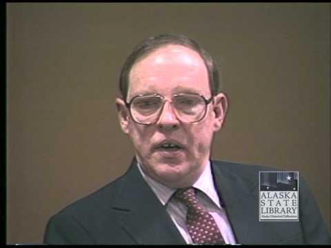 Court Trial Footage of Exxon Valdez Tanker Captain Joe Hazelwood Part 2 (ASL-AV25-33-2)