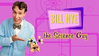 Bill Nye the Science Guy S03E01 Planets & Moons