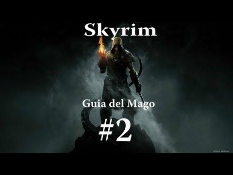 """The Elder Scrolls V: Skyrim/ Guia/ Mago Parte 2  """"Escapando de Helgen"""""""