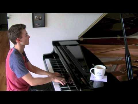 Taylor Swift: Wonderland (Elliott Spenner Piano Cover)