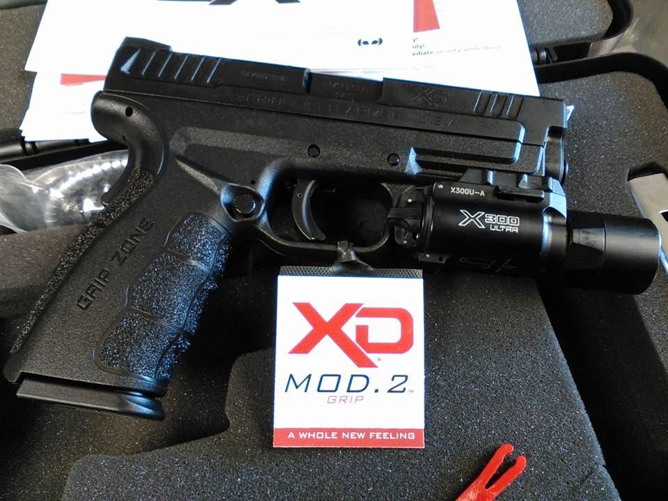 XD MOD 2 service duty model (HD) full size 4 0