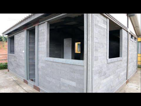 El arquitecto que crea casas tipo lego youtube - Donde se puede poner una casa de madera ...