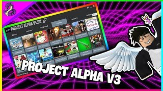 HACK PROJECT ALPHA | ROBLOX | HACK ROBLOX JAILBREAK, EXECUTOR, BTOOL, NOCLIP,...