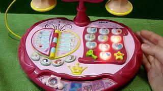 Vtech Disney Princess Dial N Learn Telephone Review Snow White