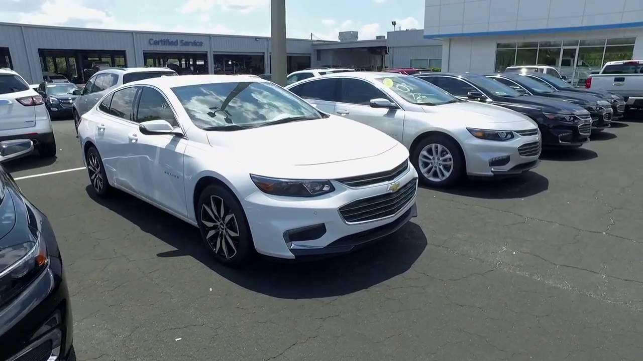 2016 Chevrolet Malibu Commercial