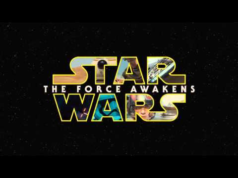 Star Wars The Force Awakens trailer music Extended!