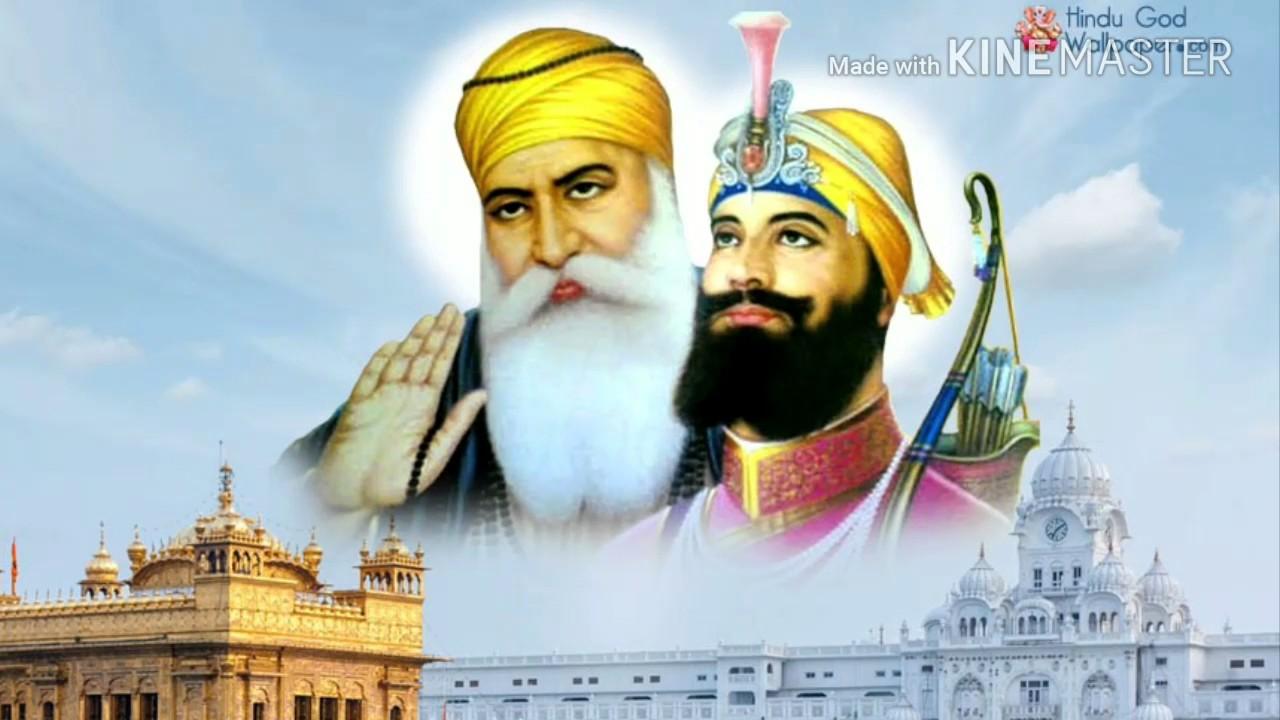 Guru Gobind Singh Ji 350th Prakash Parv Youtube