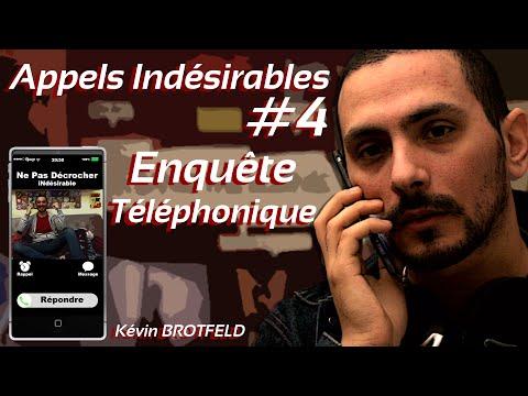"""""""Appels indésirables"""" - Episode #4  - Enquête téléphonique"""