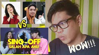 Download Reza Vs Indah Rntah Apa Yang Merasukimu Lagu MP3