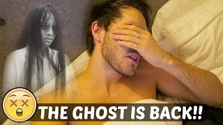 THE GHOST IS BACK!