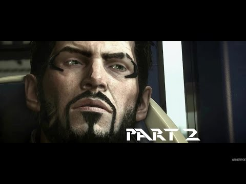 Deus Ex Mankind Divided Walkthrough Part 2: Welcome to Prague