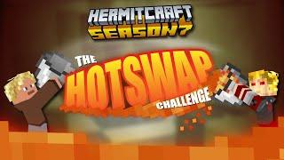 We're ONLY allowed a LAVA BUCKET!!! - Minecraft Hermitcraft Season 7