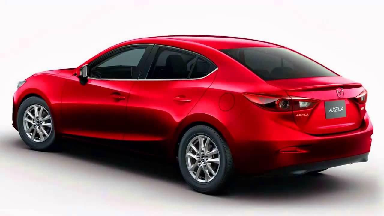 Mazda 3 Axela Hybrid Sedan 2017 2 0 Skyactiv G
